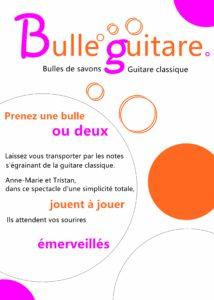 Bulles guitare